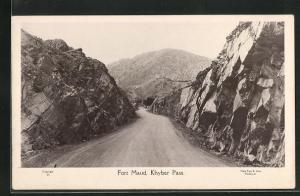 AK Khyber Pass, View on Fort Maud