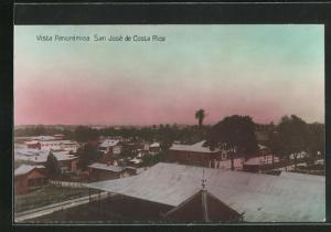 AK San Jose, Vista Panoramica