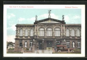AK San Jose, Teatro Nacional