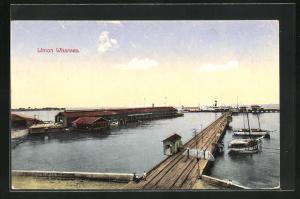 AK Limon, Blick auf die Werft