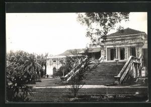 AK Tohore, Sultan#S Palace