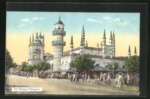 AK Rangoon, The Mosque