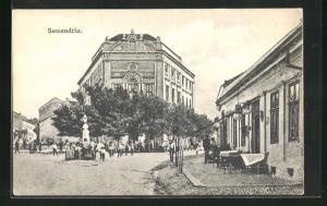 AK Semendria, Ortspartie