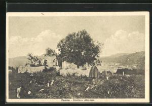 AK Valona, Cimitero Albanese