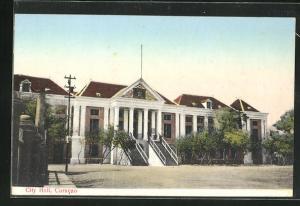 AK Curacao, City Hall