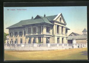 AK Lagos, Police Court