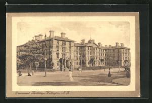 AK Wellington, Government Buildings
