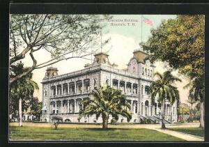 AK Honululu, T. H., Executive Building