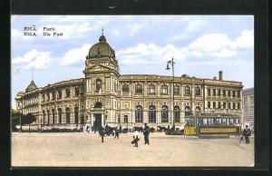 AK Riga, Die Post