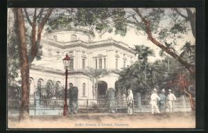 AK Singapore, Raffles Museum & Library