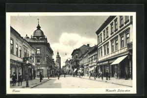 AK Kassa, Kossuth Lajos-utca