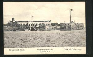 AK Curacao, Haus des Gouverneurs