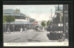 AK Jeppestown, Marshall Street, Strassenpartie
