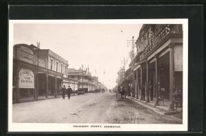 AK Germiston, President Street, Strassenpartie