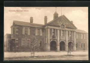 AK Germiston, Municipal Officers, Gebäudeansicht