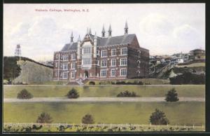 AK Wellington, Victoria College
