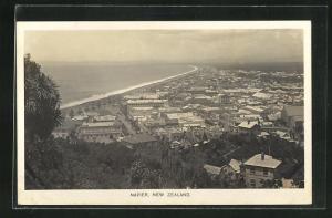 AK Napier, Totalansicht des Ortes