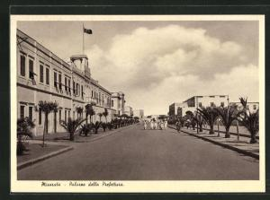 AK Misurata, Palazzo della Prefettura