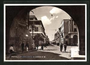AK Tripoli, Nuovo Arco di Corso V.E.