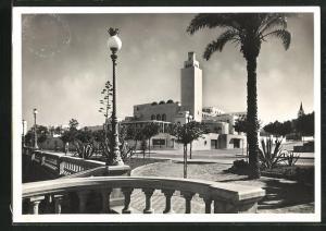 AK Tripoli, Albergo Casino Uaddan