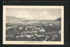 AK Fayal-Acores, Porto da Horta