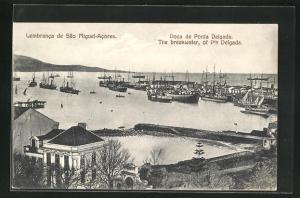 AK Sao Miguel-Acores, Doca de Ponta Delgada