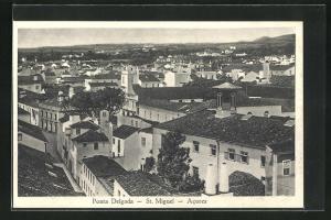AK St. Miguel-Acores, Ponta Delgada, Ortsansicht