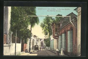 AK Santiago de Cuba, Calle San Basilio