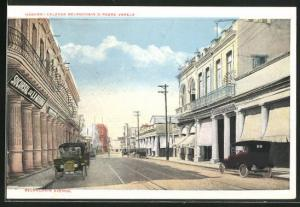 AK Habana, Belascoain Avenue