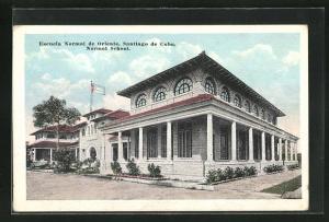 AK Santiago de Cuba, Escuela Normal de Oriente, Normal School