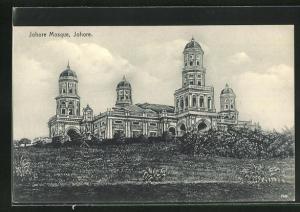 AK Johore, Johore Mosque