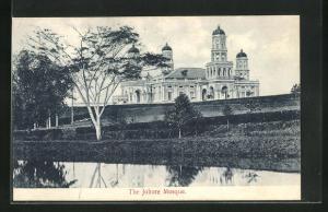 AK Johore, The Mosque