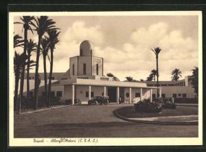 AK Tripoli, Albergo del Mekari