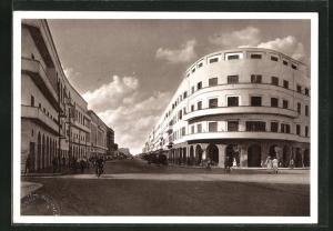 AK Tripoli, Corso Sicilia, Strassenpartie