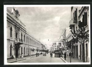 AK Tripoli, Via Costanzo Ciano