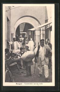 AK Bengasi, Caratteristici mercati arabi, Arabischer Markt