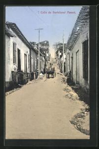 AK Santiago de Cuba, Calle de Batolomé Massó