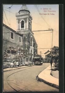 AK Santiago de Cuba, Iglesia de San Francisco
