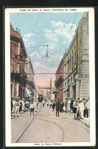 AK Santiago de Cuba, Calle de José A. Saco
