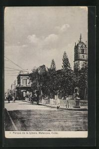 AK Matanaz, Parque de la Iglesia