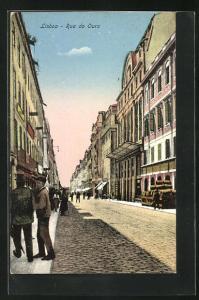 AK Lisboa, Rua do Ouro