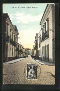 AK Faro, Rua Filippe Alistao
