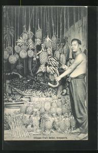 AK Singapur, Chinese Fruit Seller
