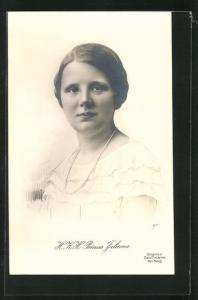 AK H. K. H. Prinses Juliana von den Niederlanden