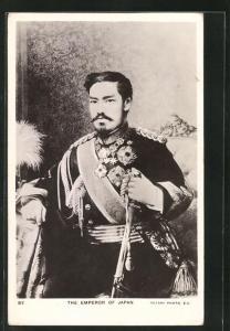 AK Japan, The Emperor