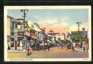AK Nassau, Bay Street