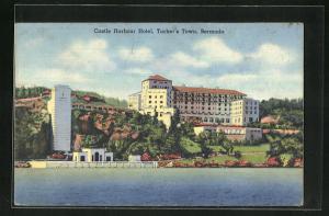 AK Bermuda, Castle Harbour Hotel, Tucker's Town