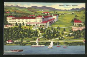 AK Bermuda, Belmont Manor