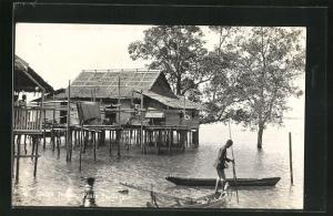 AK Paniang, Malay House