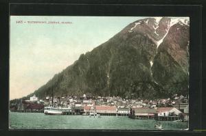 AK Alaska, Waterfront, Juneau